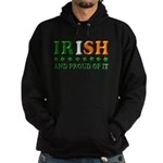 Irish and Proud of It 3D Hoodie (dark)