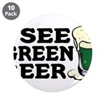 I See Green Beer St Pat's 3.5