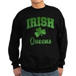 Queens Irish Sweatshirt (dark)