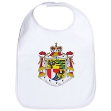 Liechtenstein Coat Of Arms Bib