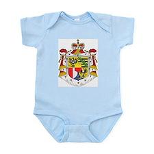 Liechtenstein Coat Of Arms Infant Creeper