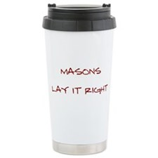 Masons... Travel Mug