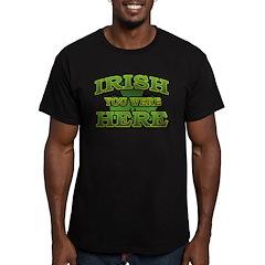 Irish You Were Here Shamrock T