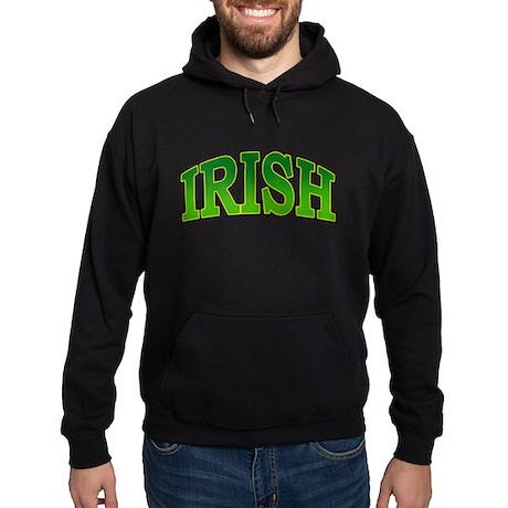 Irish Shamrock Hoodie (dark)