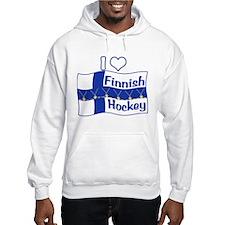 Finnish Hockey Hoodie