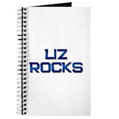 liz rocks Journal