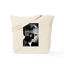 Philosopher Bertrand Russell Tote Bag