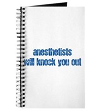 Anesthetists... Journal