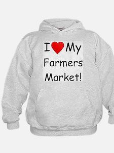 Heart Farmers Market Hoodie