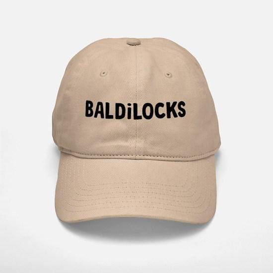 Baldilocks Baseball Baseball Cap