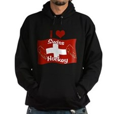 Swiss Hockey Hoodie