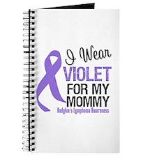I Wear Violet For Mommy Journal