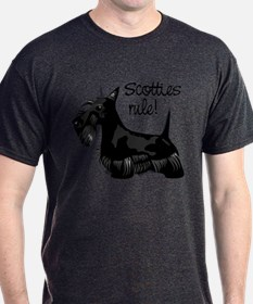 Scotties Rule! T-Shirt
