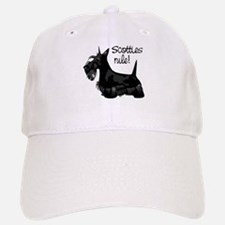 Scotties Rule! Baseball Baseball Cap