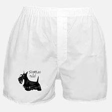 Scotties Rule! Boxer Shorts