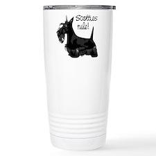 Scotties Rule! Travel Mug