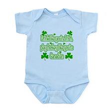 Drink Like You're Irish... Infant Bodysuit