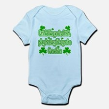 Drink Like You're Irish... Infant Bodysuit