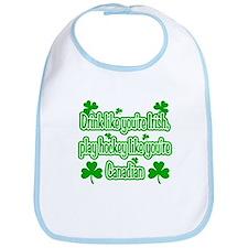 Drink Like You're Irish... Bib