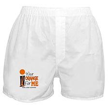 I Wear Orange For Me 9 KC Boxer Shorts