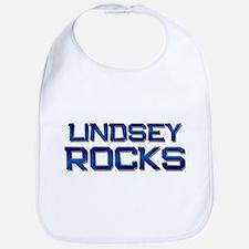 lindsey rocks Bib
