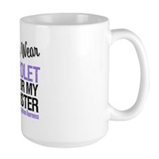 I Wear Violet For My Sister Mug