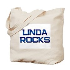 linda rocks Tote Bag