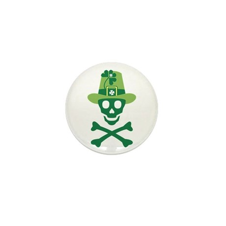 Li'l Seamus Skully Mini Button