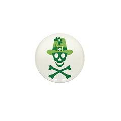 Li'l Seamus Skully Mini Button (10 pack)