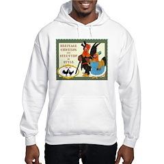 Heritage Chickens Hooded Sweatshirt