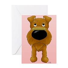 Irish Valentine's Day Greeting Card