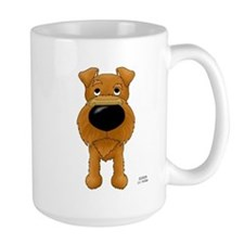 Irish Terrier Valentine's Day Mug
