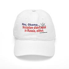 Socialism didn't work in Russ Baseball Cap