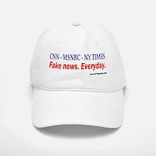 CNN - MSNBC - NY TIMES Baseball Baseball Cap