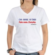 CNN - MSNBC - NY TIMES Shirt