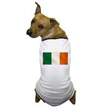 Irish Flag Dog T-Shirt