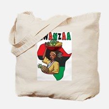 Unique Kwanzaa Tote Bag