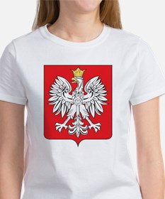 Poland Coat Of Arms Women's T-Shirt