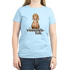 Say Vizsla T-Shirt