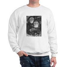 Chimpanzee Sweatshirt