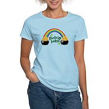 Feeln' Lucky? T-Shirt
