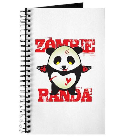Zombie Panda Journal