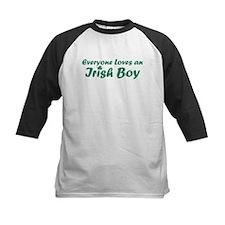 Everyone Loves an Irish Boy Tee