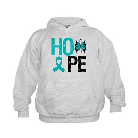 Hope PCOS Kids Hoodie