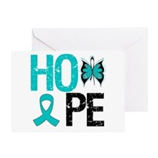 Hope PCOS Greeting Card