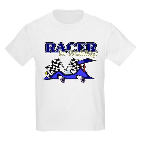 Racer In Training Kids Light T-Shirt