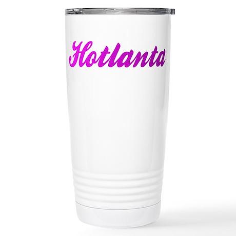 Hotlanta Stainless Steel Travel Mug