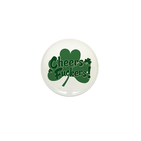 Irish Toast Mini Button (10 pack)