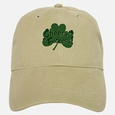 Irish Toast Baseball Baseball Cap