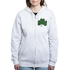 Irish Toast Zip Hoodie